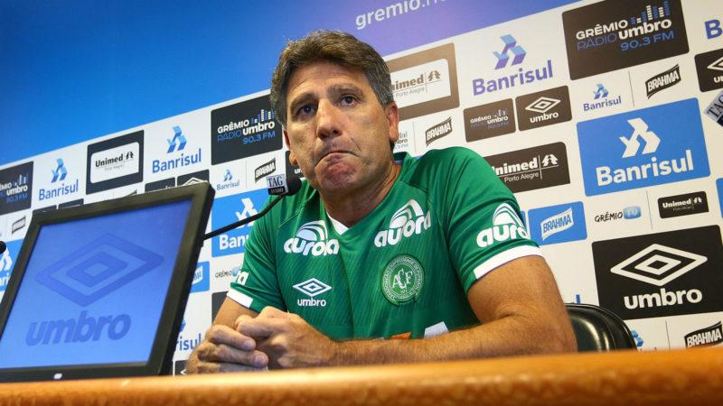 Renato Portaluppi deixa o cargo de técnico do Grêmio – Foto: Reprodução/ND