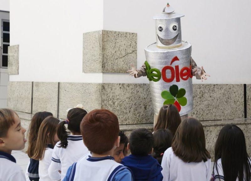 Projeto também conscientiza crianças e adolescentes – Foto: Divulgação/ND