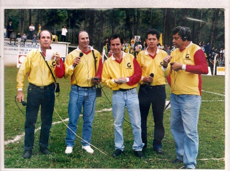Covid-19 abrevia vida de Ney Padilha, grande nome do jornalismo esportivo catarinense