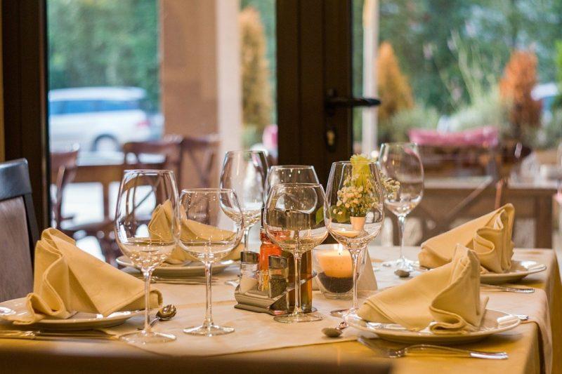 Restaurante – Foto: Pixabay