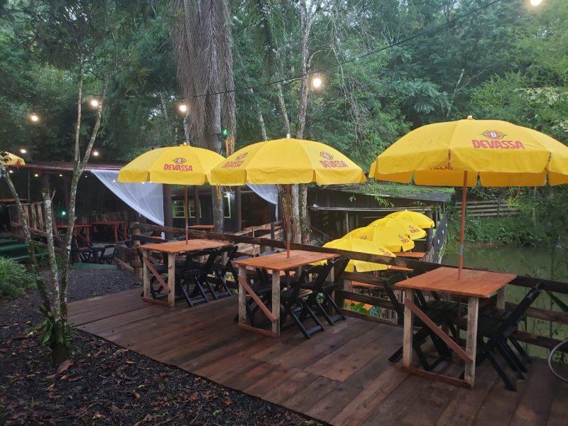 Restaurante ao ar livre inaugura em meio a pandemia – Foto: Divulgação