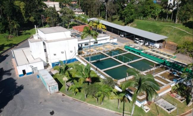 Abastecimento de água será comprometido nas regiões que ocorrem os consertos. – Foto: Divulgação/Samae Blumenau/Michele Lamin/ND