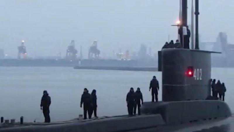 As 53 pessoas que estavam no submarino morreram. – Foto: Aljazeera/Reprodução
