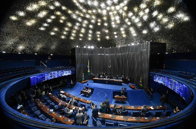 Senado instalou CPI para apurar as ações do governo federal, dos governadores e prefeitos no combate à Covid – Foto: Marcos Oliveira/Agência Senado/ Divulgação/ND