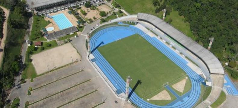 Complexo Esportivo do Sesi pode ser administrado pela Prefeitura de Blumenau – Foto: Divulgação Prefeitura de Blumenau/ND