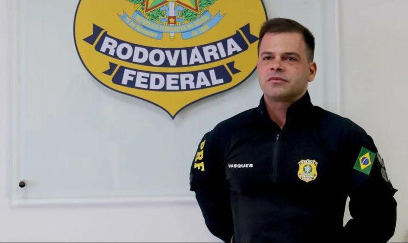Silvinei Vasques é o novo comandante-geral da PRF – Foto: Divulgação/PRF