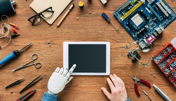 A nova era está completamente voltada ao uso de recursos tecnológicos e de ferramentas digitais de grande impacto– Foto: Divulgação/Condor Connect