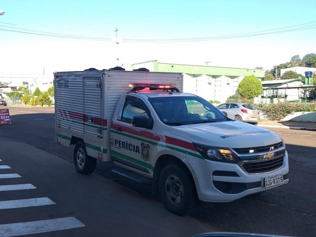 Homem de 42 anos não resistiu aos ferimentos ao cair de motocicleta no interior do município – Foto: Ederson Abi/ WH3/Divulgação