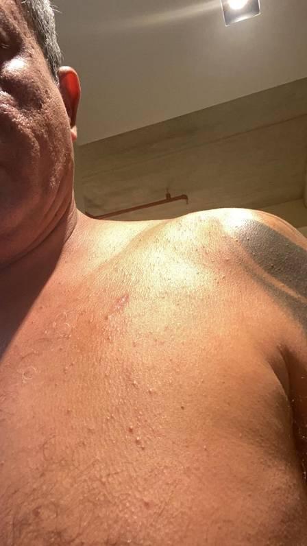 Tom Veiga relatou agressões da ex – Foto: Divulgação/ND
