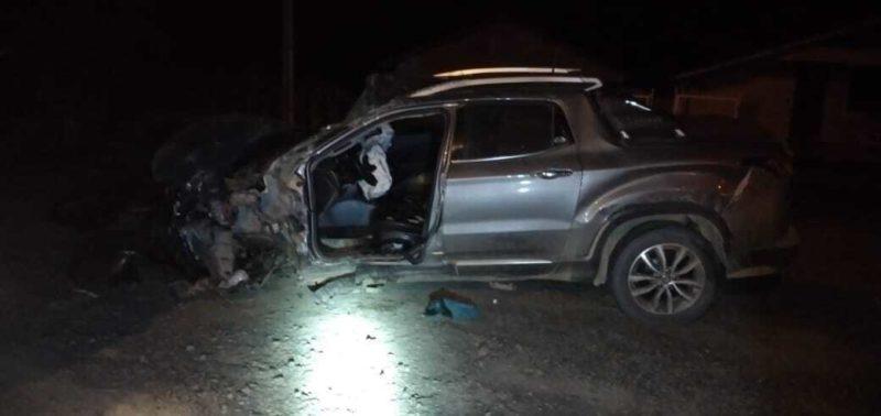 Motorista da Toro saiu com vários ferimentos – Foto: Bombeiros/ND