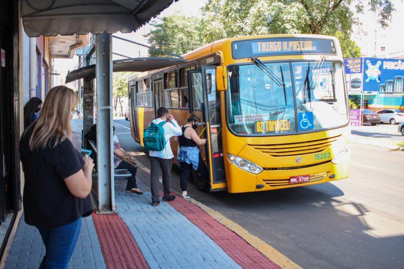 Auto viação retoma normalidade no transporte coletivo urbano – Foto: EXTRA COMUNICA/ND