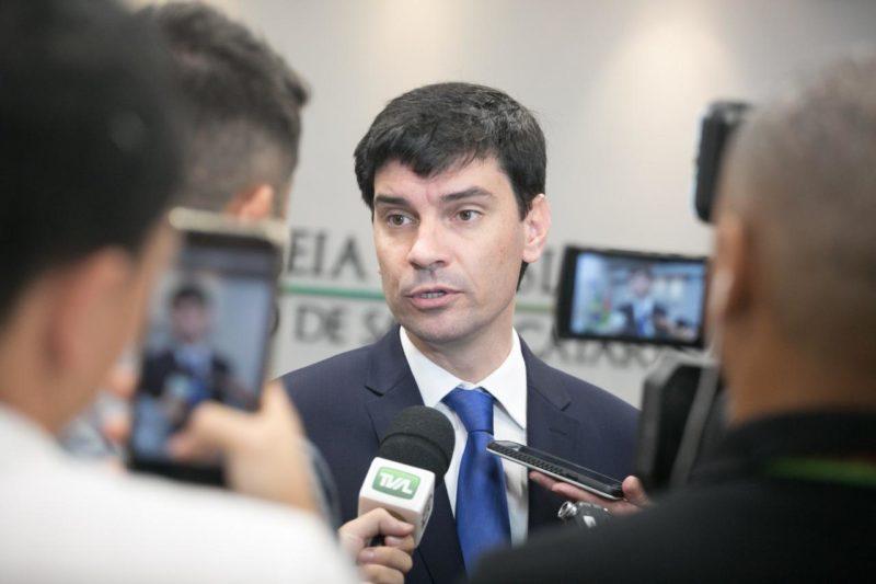 Delegado Ulisses Gabriel apresentou projeto quando ocupou cadeira na Assembleia em 2020 – Foto: Divulgação