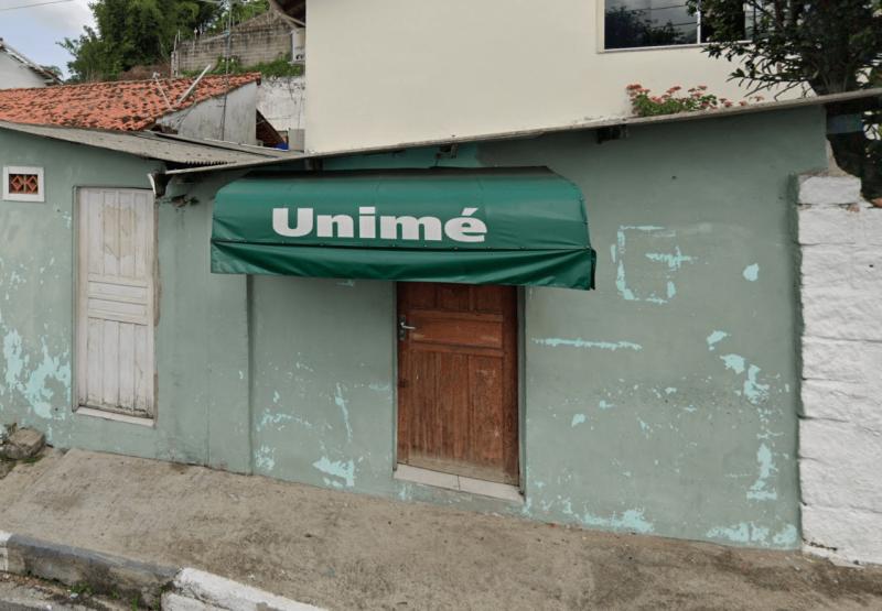 """Unimé: """"O pessoal vem tomar soro aqui"""", diz um """"associado' – Foto: Reprodução"""