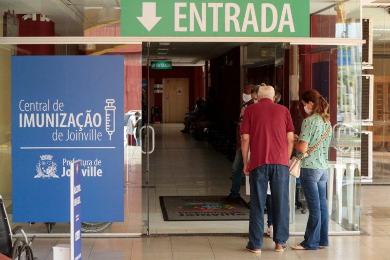Vacinação contra a comorbidade – Foto: Secom/Divulgação