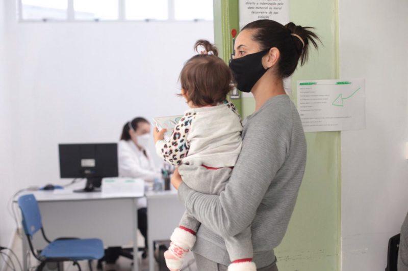 Sábado (24) terá o 'Dia D' da vacinação contra a Influenza em Chapecó – Foto: Prefeitura de Chapecó/Divulgação