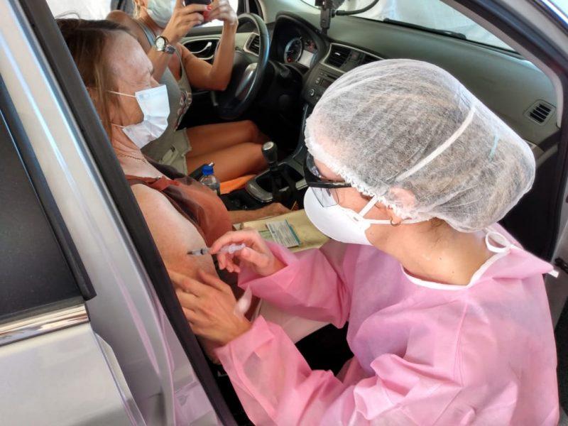 florianópolis; vacina; sábado; covid-19; sc; vacinação