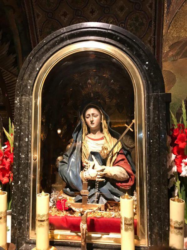 Capela da Virgem Maria – Foto: Moacir Pereira