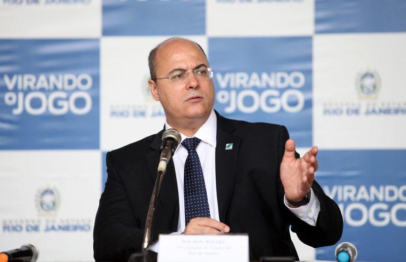 Witzel perde o cargo de governador do Rio de Janeiro – Foto: Eliane Carvalho