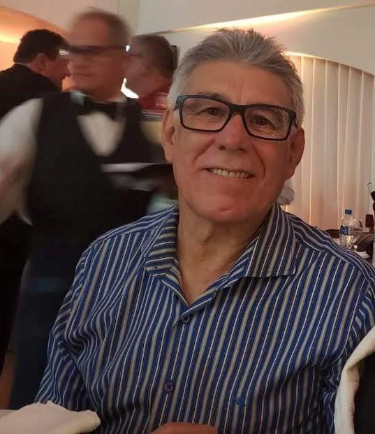 Nelsi morreu neste domingo (2)) após ser internado no Hospital Regional Hans Dieter Schmidt – Foto: Redes sociais