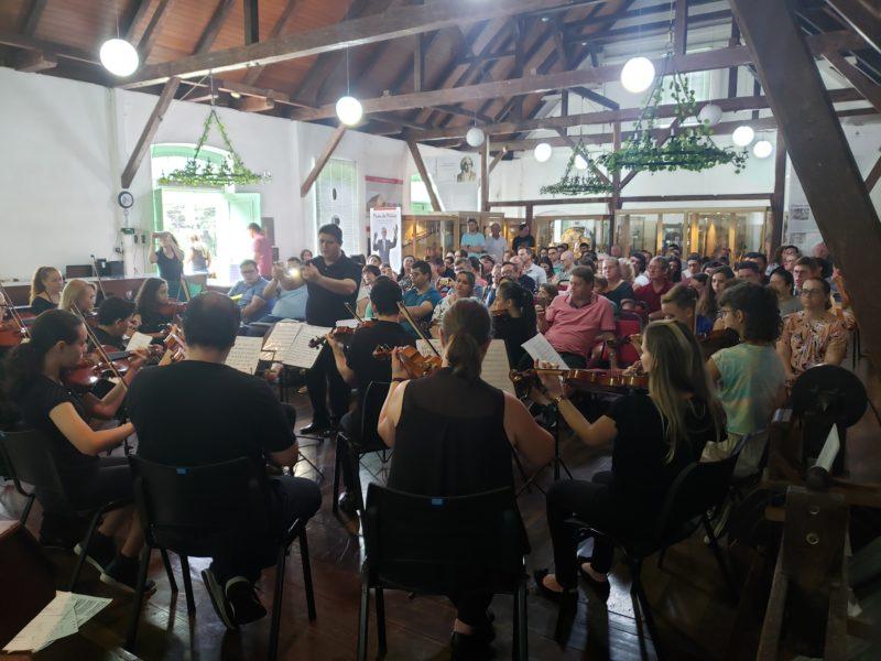Café Musical ocorre várias vezes ao longo do ano – Foto: Paula Leitão