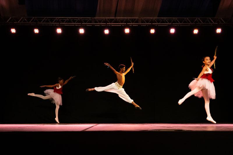Festival de Dança tem participantes de nível nacional – Foto: Everton de Vargas