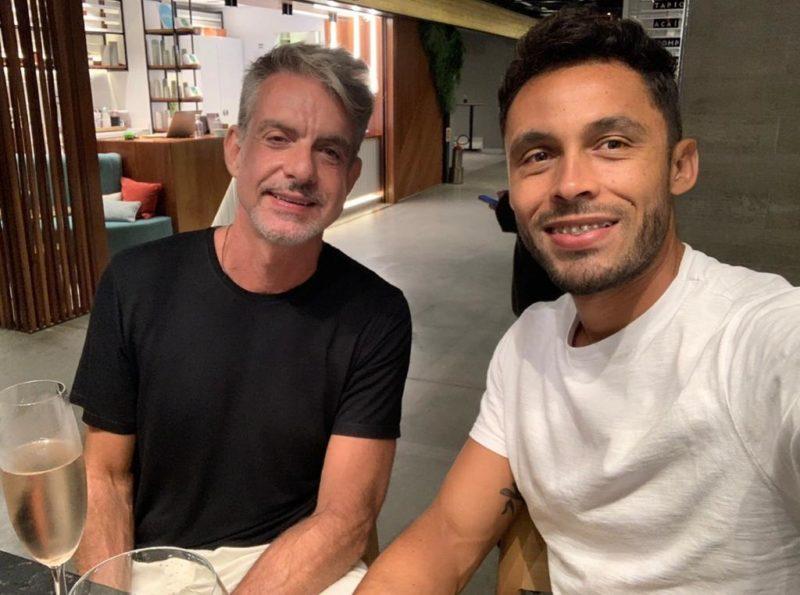 Álvaro Alberto e Rafael estavam juntos há cerca de um ano – Foto: Arquivo Pessoal/Divulgação/ND