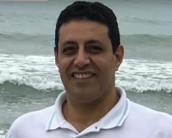 O motorista Amr morreu em abril, enquanto fazia uma corrida