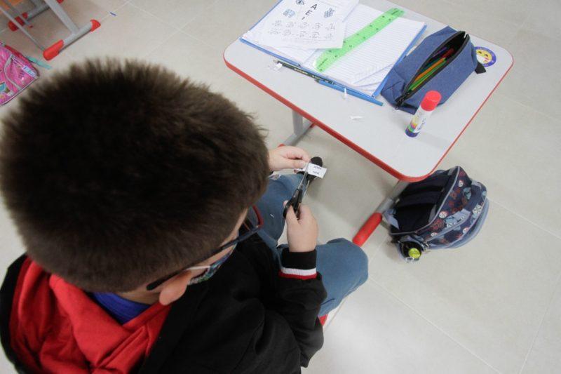 todas as escolas municipais da cidade são contempladas por vigilância eletrônica, segundo a Prefeitura deFlorianópolis – Foto: Leo Munhoz/ND