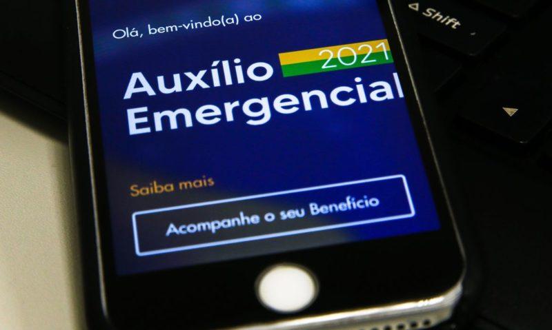 Auxílio emergencial 2021 -