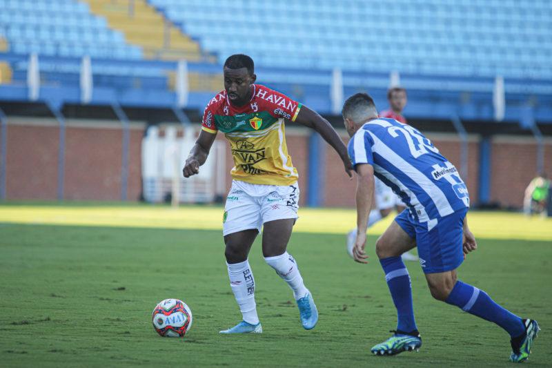 Avaí x Brusque pela semifinal do Campeonato Catarinense – Foto: Lucas Gabriel Cardoso/Brusque FC