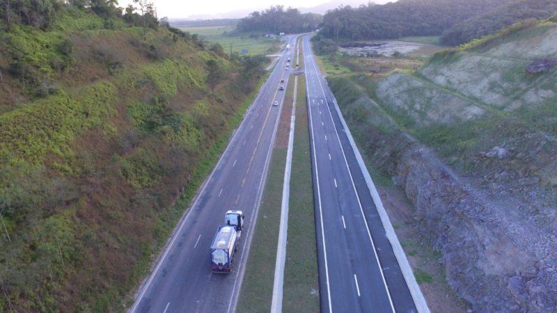O impasse na BR-470 será discutido em audiência pública no dia 3 de agosto – Foto: Divulgação/DNIT/ND