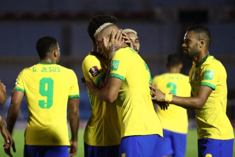 Seleção Brasileira decide participar da Copa América no Brasil – Foto: Lucas Figueiredo/CBF