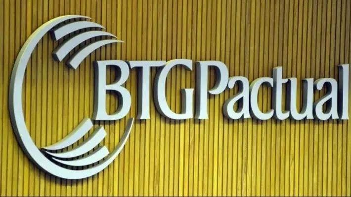 Logo do banco de investimentos BTG Pactual – Foto: Divulgação