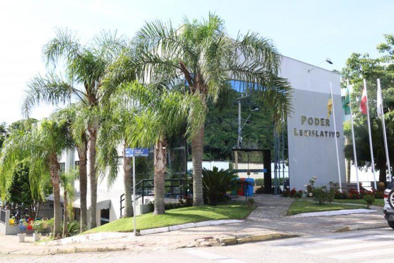 Câmara de Vereadores de Bombinhas – Foto: Câmara de Vereadores de Bombinhas/Divulgação