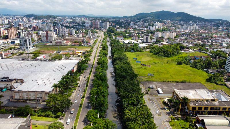 Região de Joinville apresentou melhora nos índices após duas semanas no gravíssimo – Foto: Carlos Junior