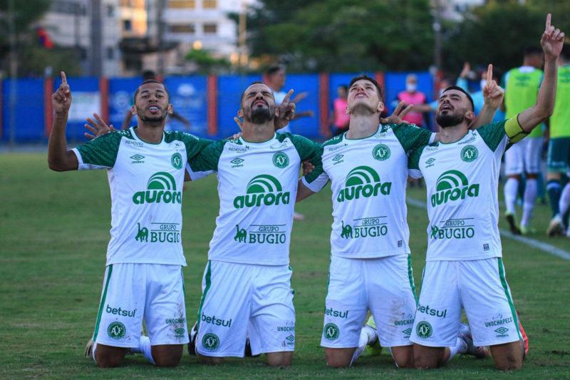 Chapecoense goleia o Marcílio Dias e fica próxima da final do Campeonato Catarinense – Foto: Márcio Cunha/ACF/ND