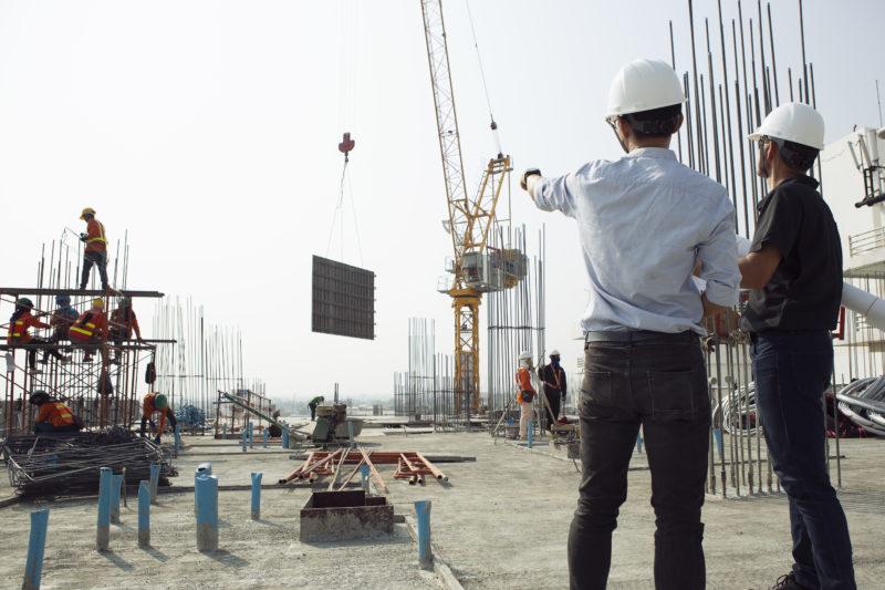 A construção civil utiliza da inovação para se readequar às novas necessidades da sociedade – Foto: Divulgação