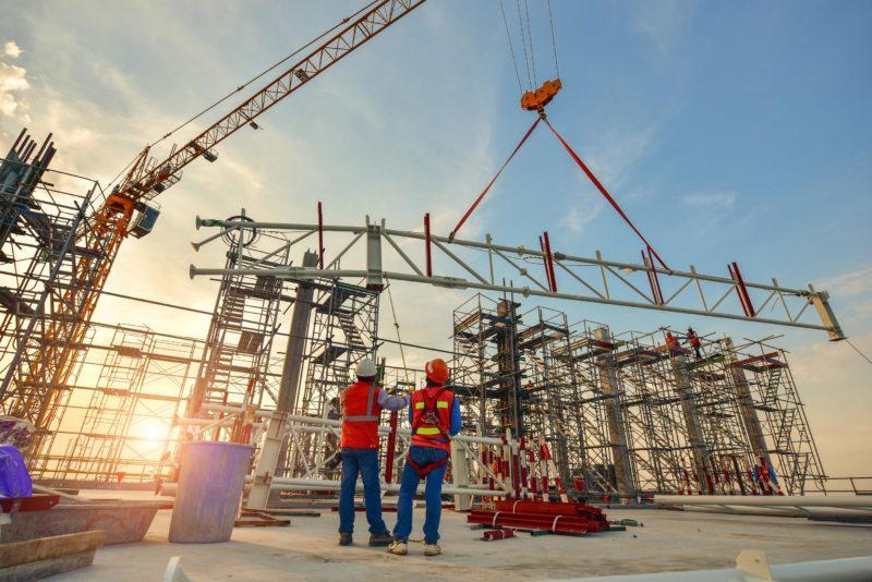 A construção civil foi o setor que mais gerou empregos nos primeiros dez meses de 2020 – Foto: Divulgação