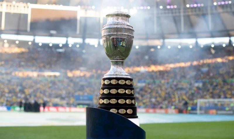 Copa América de 2021 será disputada no Brasil após decisão da Conmebol – Foto: Lucas Figueiredo/CBF/ND