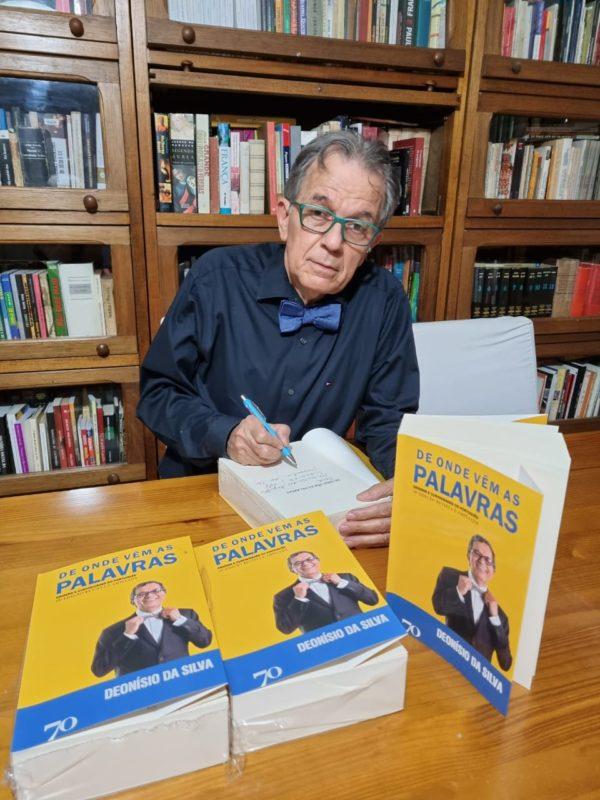 Escritor, professor, jornalista e editor é uma das maiores autoridades em identificar as palavras – Foto: Divulgação