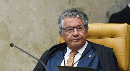 Marco Aurélio devolveu processo uma semana após pedido de vista