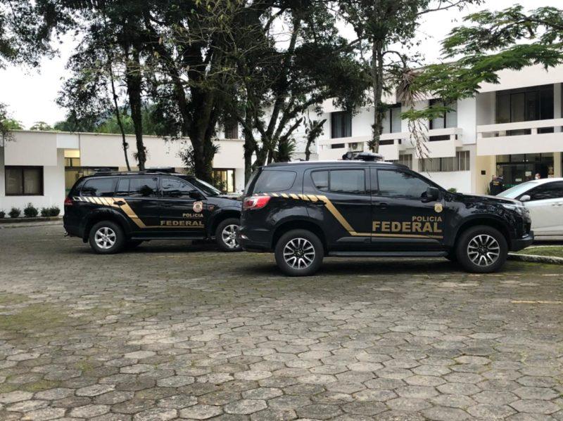 Operação Benedetta foi deflagrada na manhã desta quinta-feira (20) – Foto: Divulgação/Polícia Federal/ND