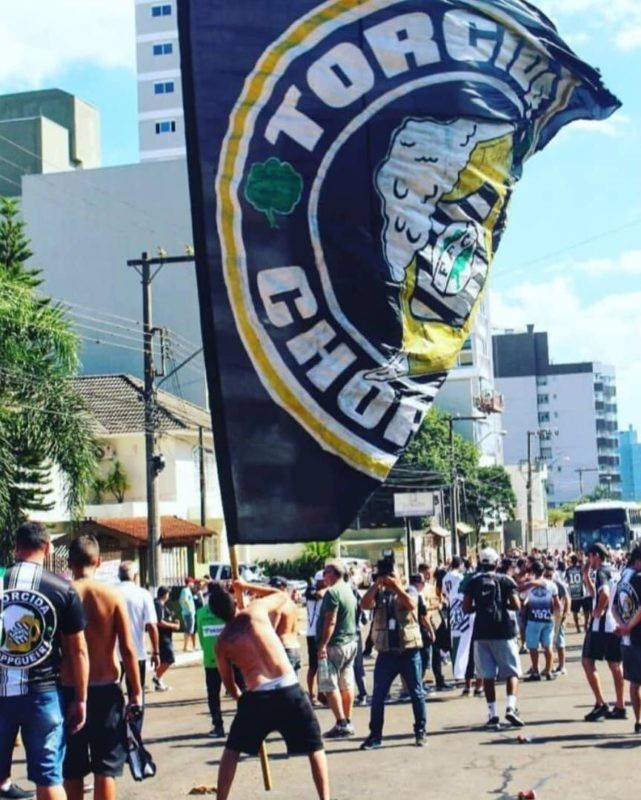 Choppgueira presença marcante no Scarpelli – Foto: choppgueira/mídia social