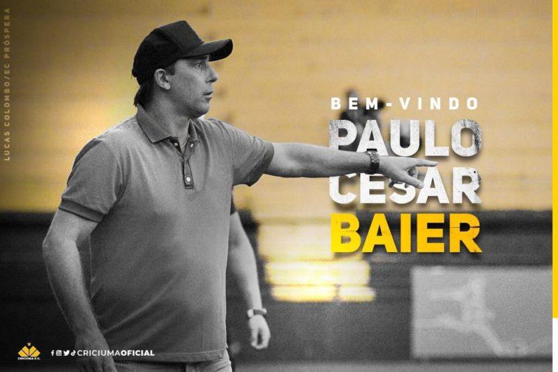 """Paulo Baier retorna ao Tigre seis anos após """"aposentar"""" sua camisa como jogador do time do Sul do Estado – Foto: Divulgação/ND"""