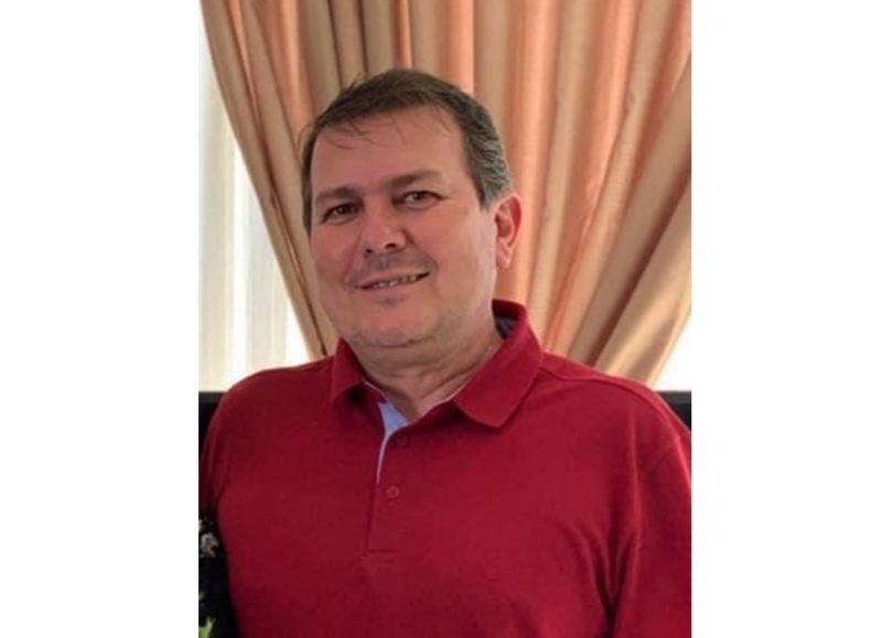 Ednaldo José Marcos, o Nado, vai assumir um lugar na Câmara de Joinville – Foto: Arquivo pessoal/ND