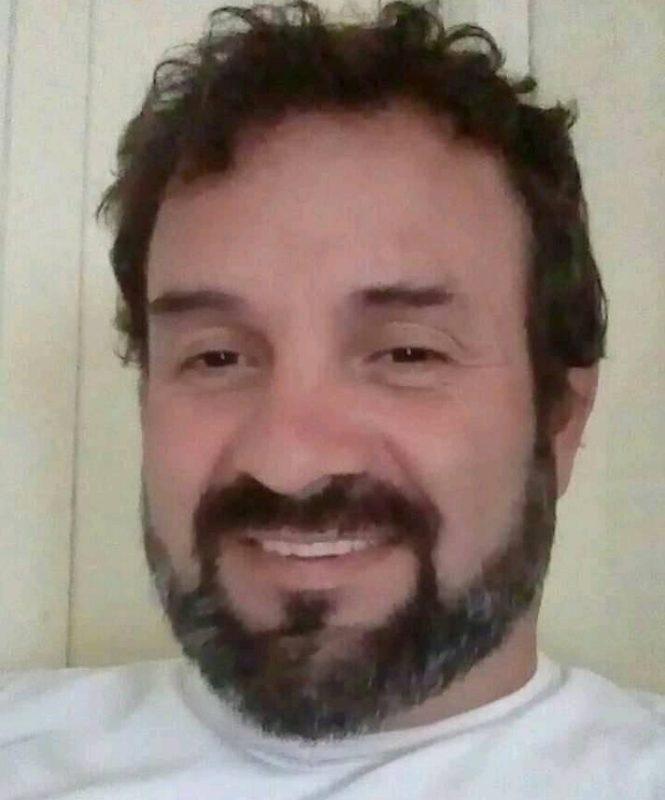 Emerson Cidral, homem que pegou um carro emprestado em Joinville e desapareceu – Foto: Divulgação ND