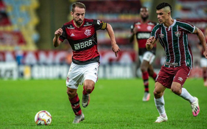 Flamengo e Fluminense voltam a se enfrentar na decisão do Campeonato Carioca – Foto: Marcelo Cortes/Flamengo