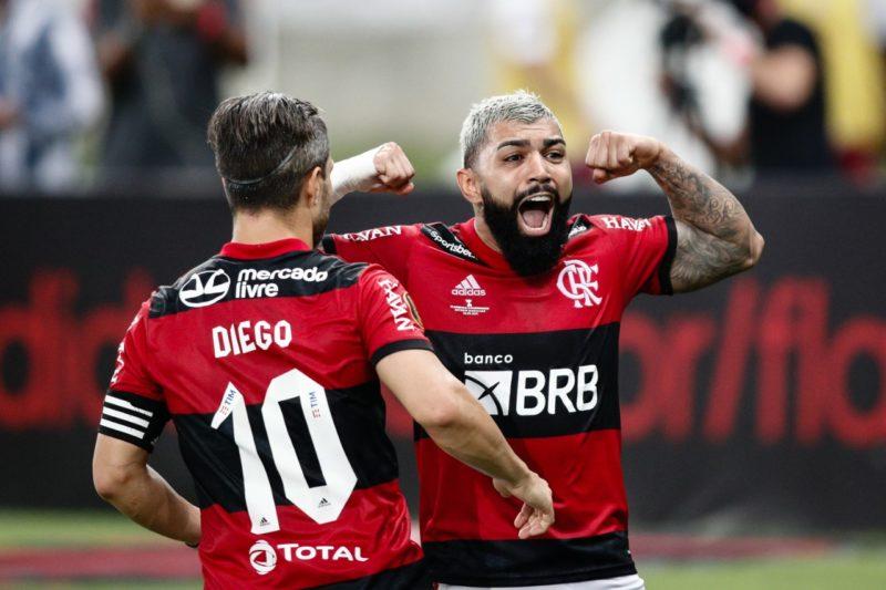Flamengo busca o título da Copa Libertadores – Foto: ANDRE MELO ANDRADE/IMMAGINI/ESTADÃO CONTEÚDO/ND