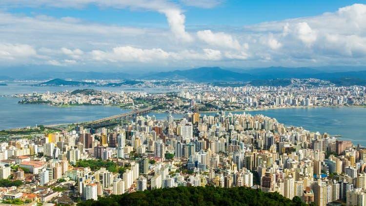 Florianópolis é referência no país em desenvolvimento urbano – Foto: Leonardo Sousa/PMF/Divulgação/ND