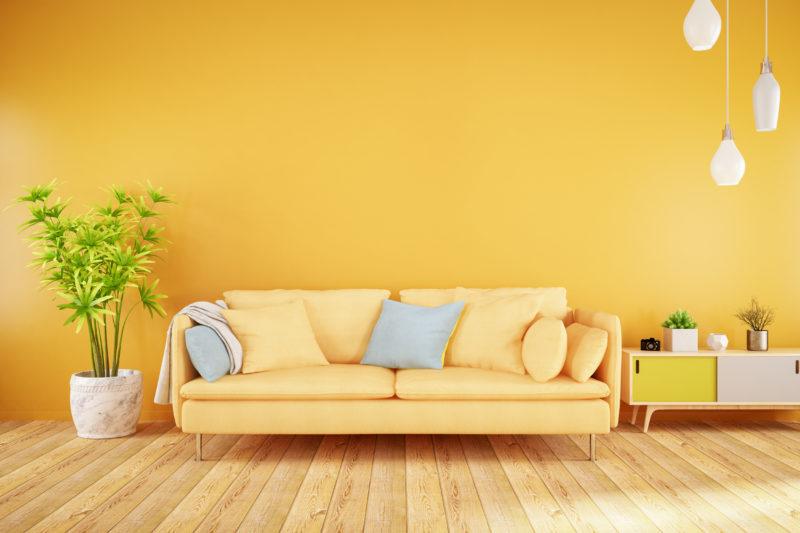 """Saiba identificar se a pintura da sua casa <span style=""""font-weight: 400;"""">ainda está protegendo suas paredes</span>&#8211; Foto: Divulgação"""